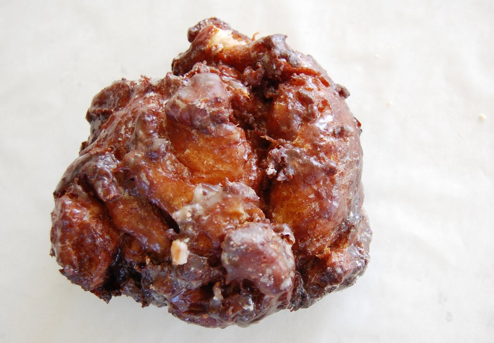Apple Fritters Recipe — Dishmaps