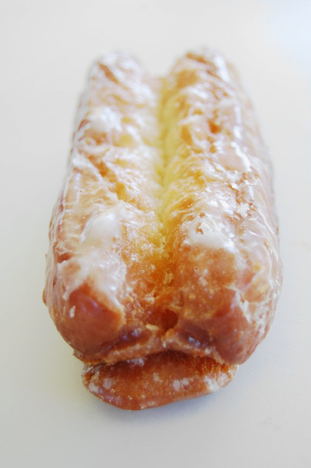 Glazed Buttermillk Bar