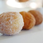 Sugared Cake Donut Holes