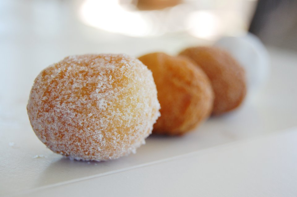 Doughnut Holes Recipes — Dishmaps